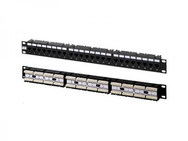 Hyperline PP-19-24-6P4C-C2