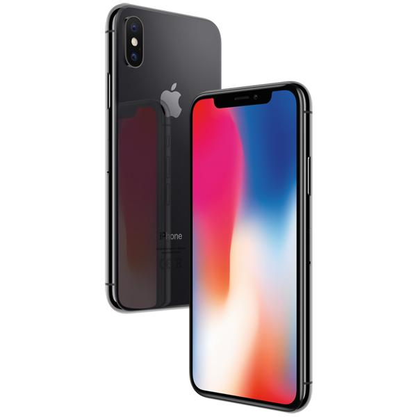Apple iPhone X 64GB Space Gray (MQAC2RU/A)