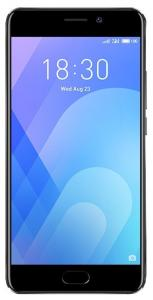 Meizu M6 Note 16GB Silver/White