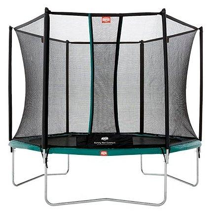 Berg Talent 240 + Safety  Net Comfort зеленый