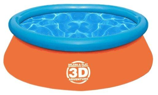 Bestway Splash and Play 3D Adventure 57244B