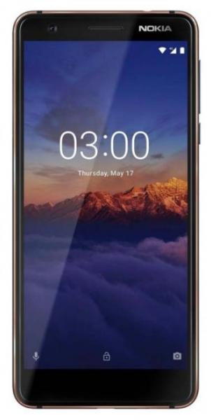 Nokia 3.1 16GB blue (11ES2L01A01)