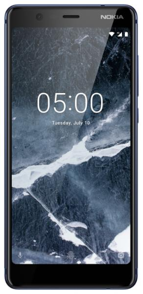 Nokia 5.1 16GB black 11CO2B01A09