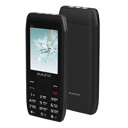 Maxvi  C17 Black-Red