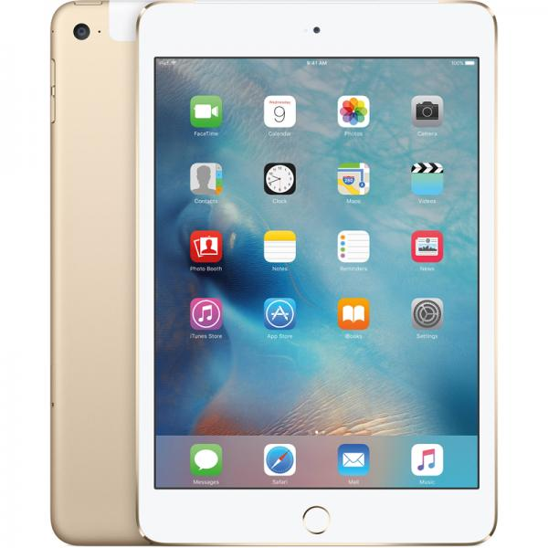 Apple iPad mini 4 128Gb Wi-Fi + Cellular (MK782RU/A)