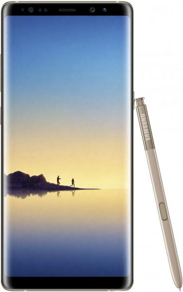 Samsung SM-N950 Galaxy Note 8 64GB Gold